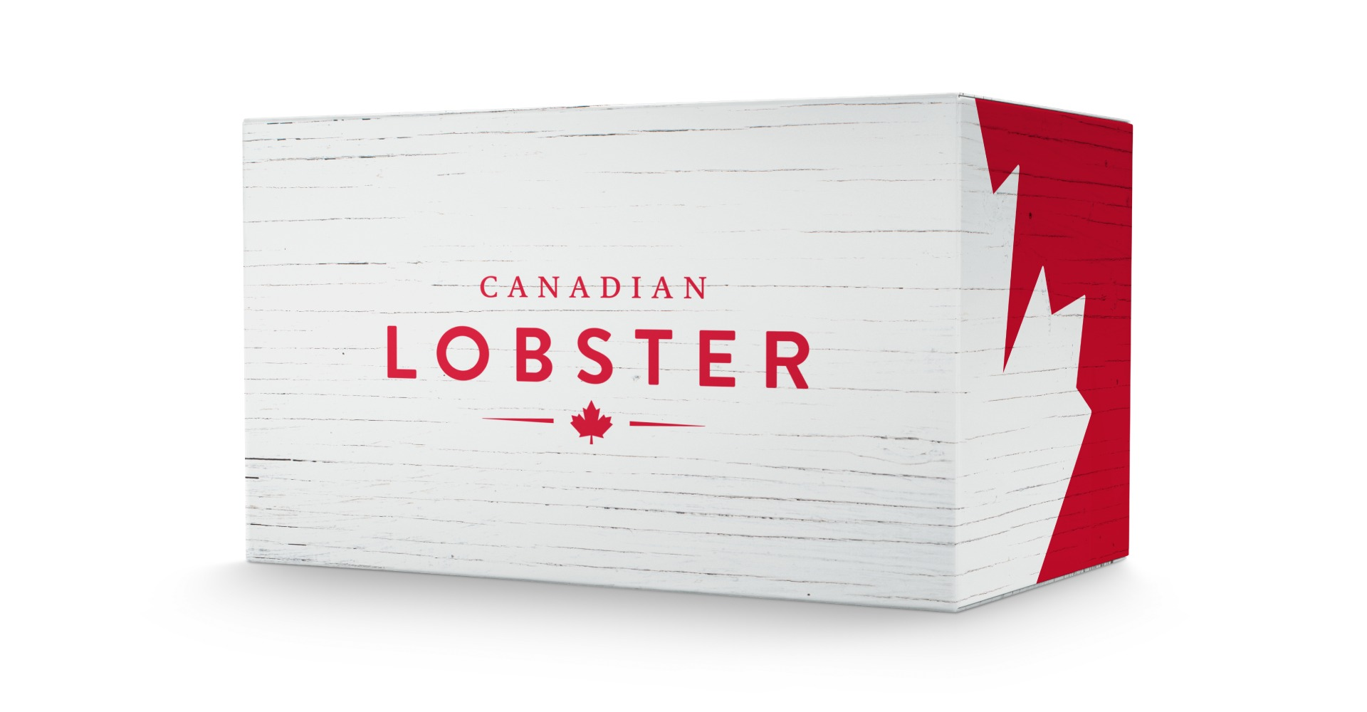 Canadian Lobster box