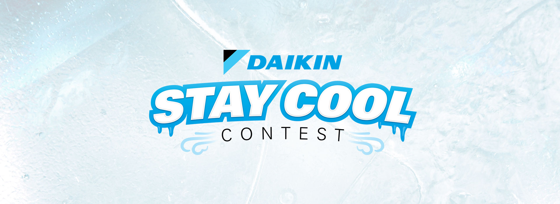 Daikin Stay Cool contest Advertisement