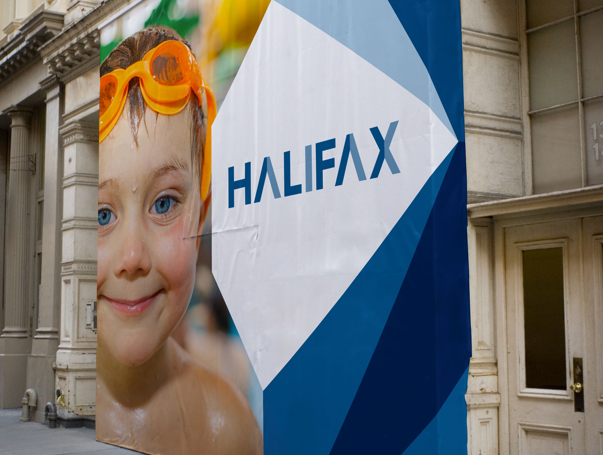 Halifax Print advertisement