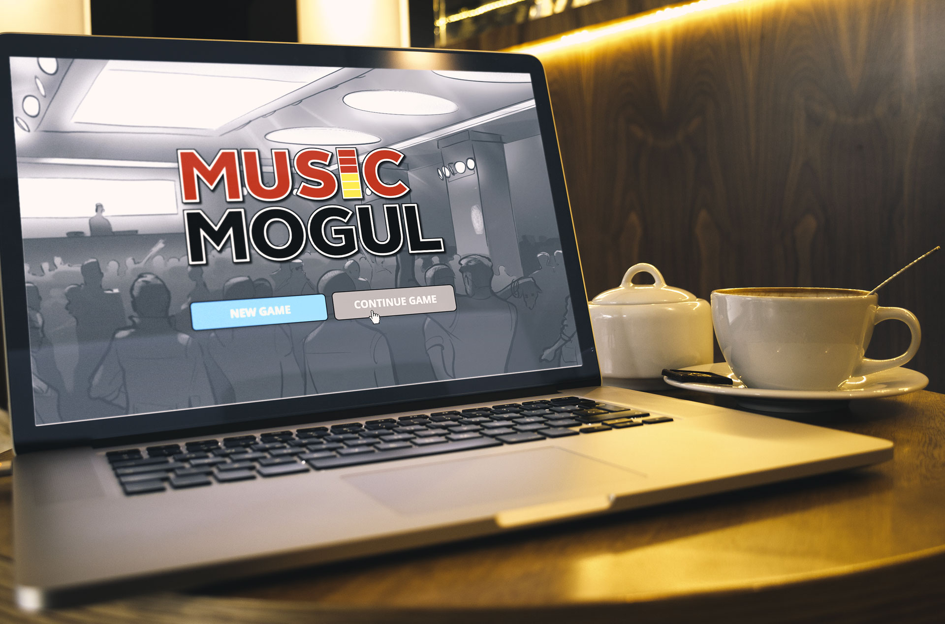 Music Mogul web advertisement