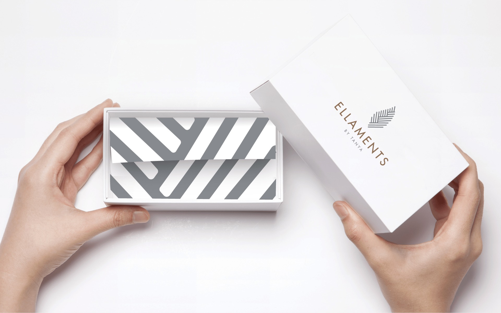 Ellaments Packaging and design