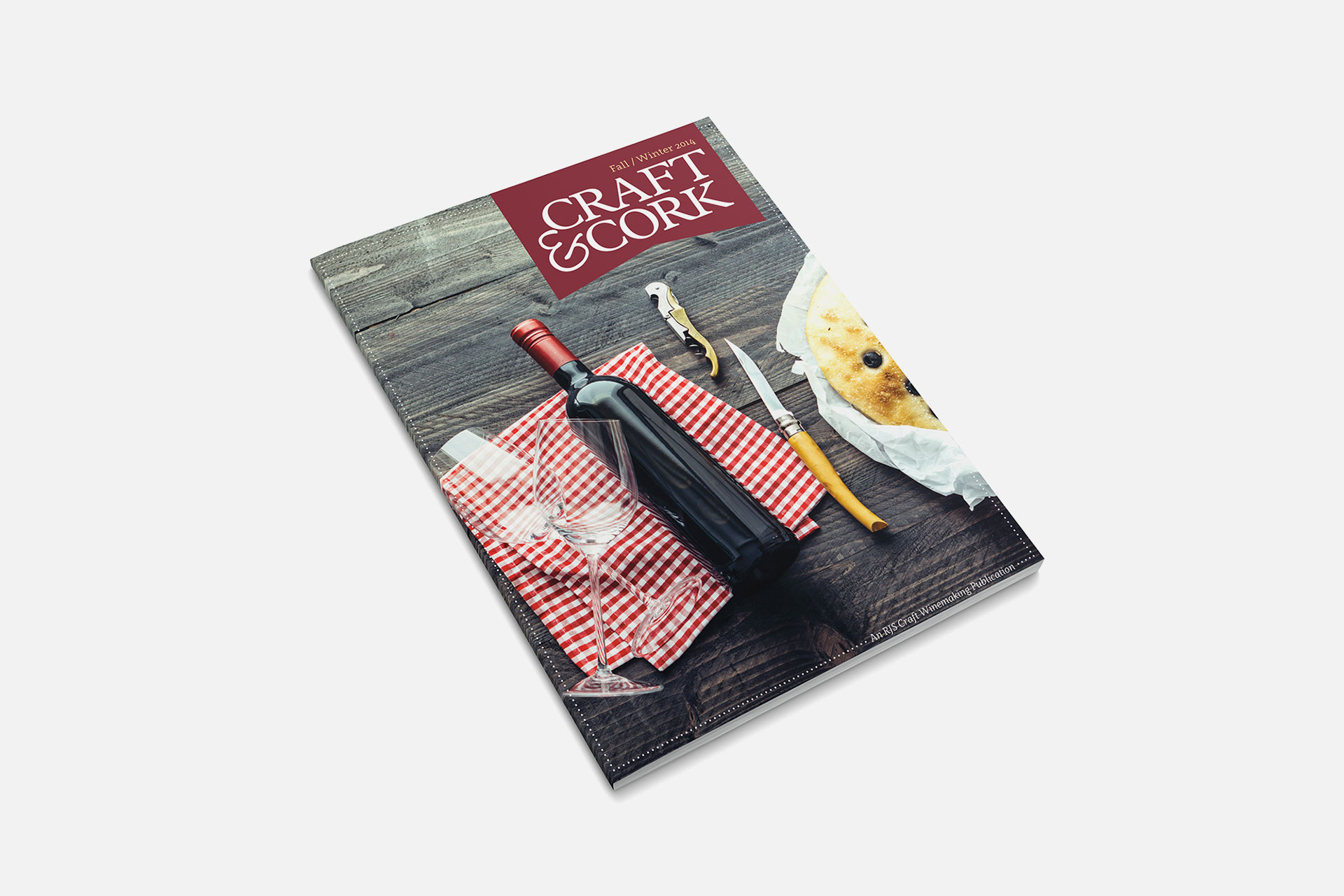 Craft and Cork print magazine