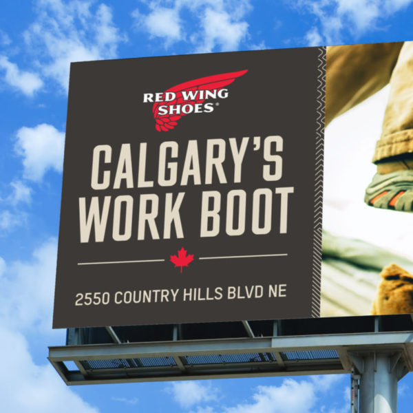 Photo for Red Wing Shoes' campaign launch
