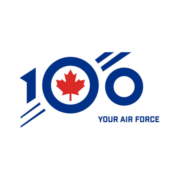 Photo for Royal Canadian Air Force 2024 Centennial Logo Unveiled